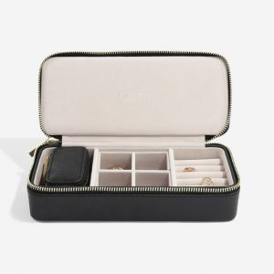 STACKERS XL Travel Jewellery Box Black