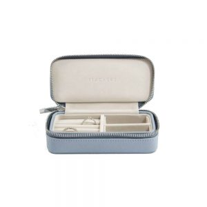 STACKERS Classic Travel Jewellery Box Blue